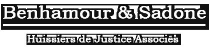 Étude Benhamour Sadone : Huissiers de Justice Associés à Paris