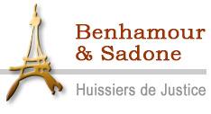 Huissiers de Justice à Paris - Étude Benhamour et Sadone